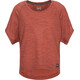 super.natural Motion Peyto Kortærmet T-shirt Damer pink
